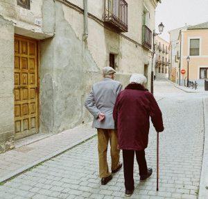 Российские пенсионеры в израйле