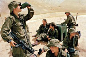 служба в израиле для девушек